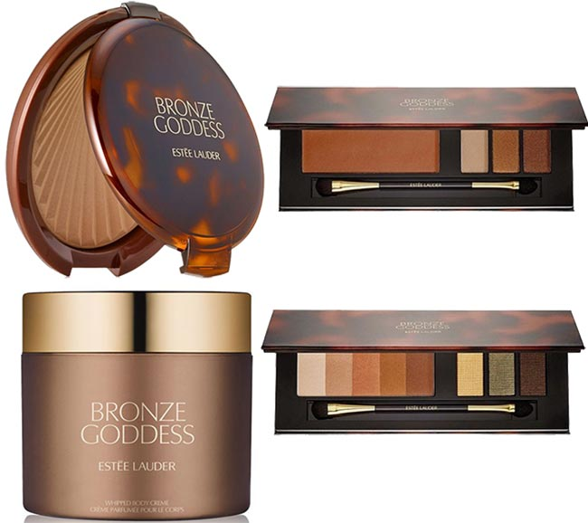 Estee Lauder Bronze Goddess Summer 2015 Collection