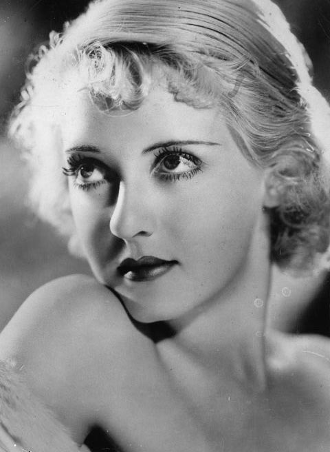 10 Old Hollywood Beauty Hacks: Bette Davis