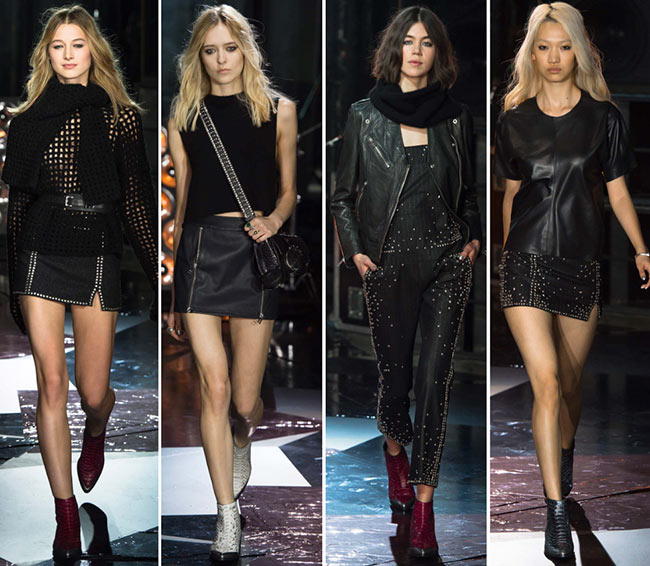 Zadig & Voltaire Fall/Winter 2015-2016 Collection