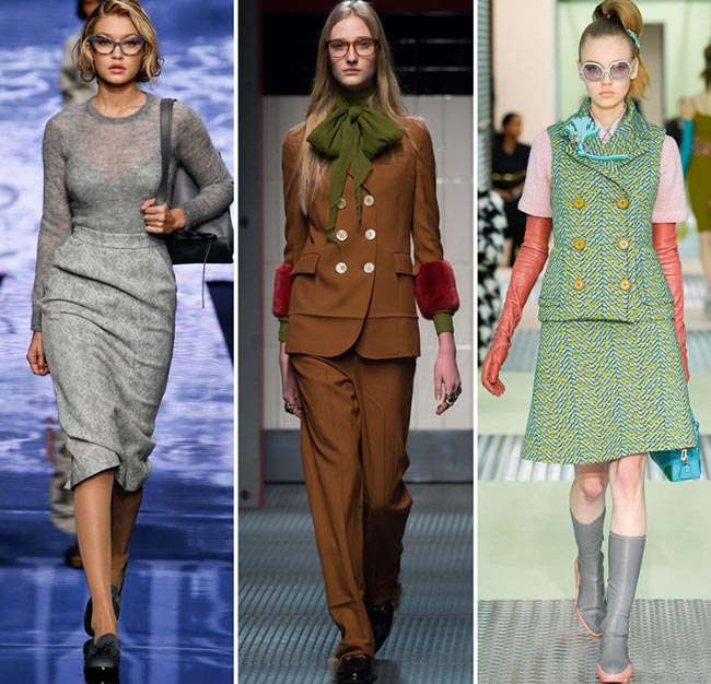 Fall/ Winter 2015-2016 Fashion Trends: Nerds Style