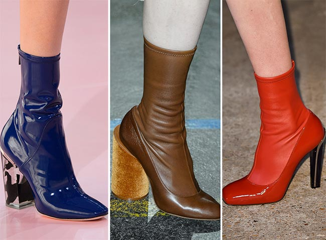 Fall/ Winter 2015-2016 Shoe Trends: Stocking Boots