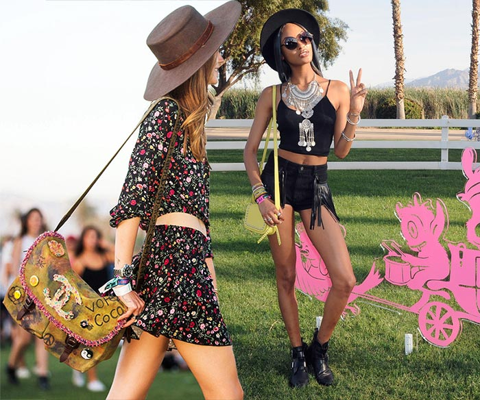 2015 Coachella Weekend One Style Inspiration