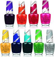 opi color paints summer 2015 nail