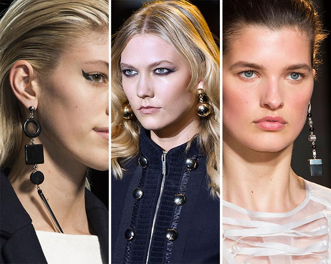 Fall/ Winter 2015-2016 Jewelry Trends: Geometric Jewelry