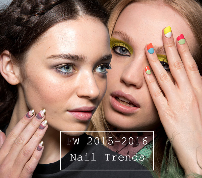 Fall Winter 2017 Nail Trends