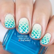 beach-ready summer nail art