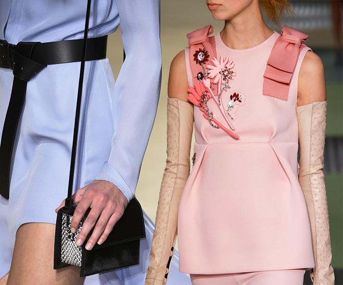 Fall 2015 Trend of Pastel Colors