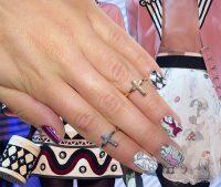Fall 2015 Runway Inspired Nail Art Designs   Fashionisers