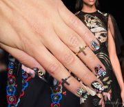 fall 2015 runway inspired nail