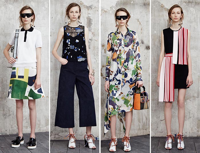 MSGM Resort 2016 Collection