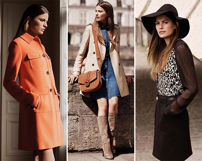 Cameron Russell for Next Fall 2015 Lookbook