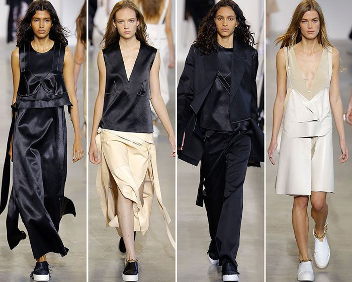 Calvin Klein Spring/Summer 2016 Collection