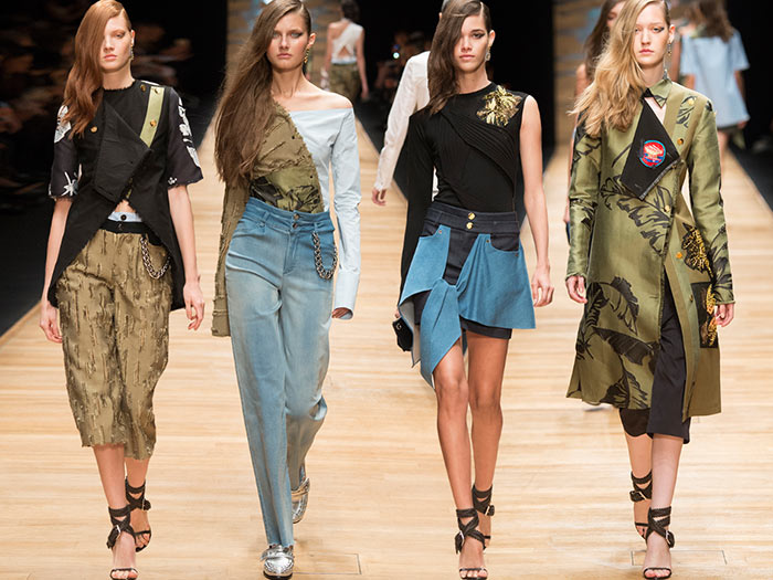 Guy Laroche Spring/Summer 2016 Collection