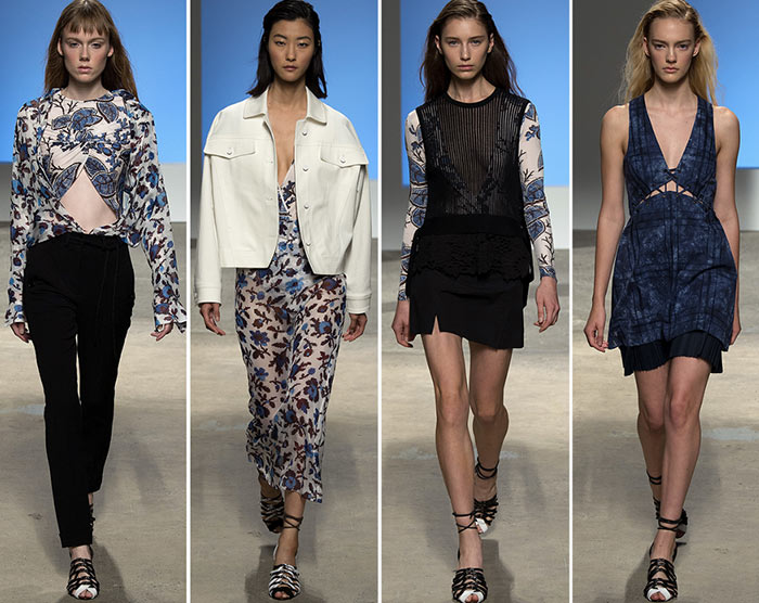 Thakoon Spring/Summer 2016 Collection