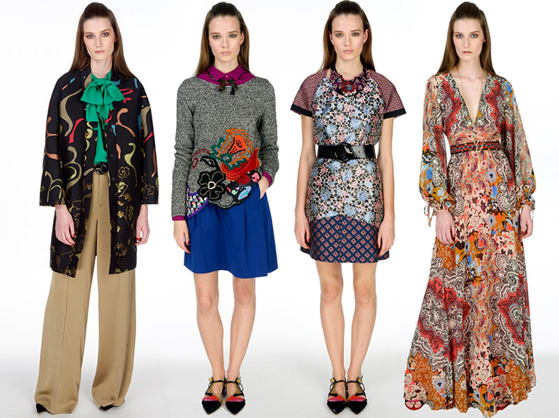 Etro Pre-Fall 2016 collection