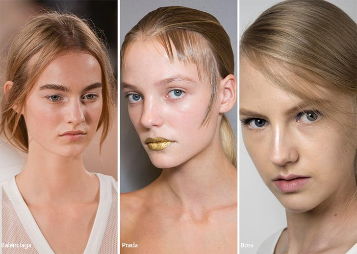Spring/ Summer 2016 Hairstyle Trends: Flyaway Baby Hairs