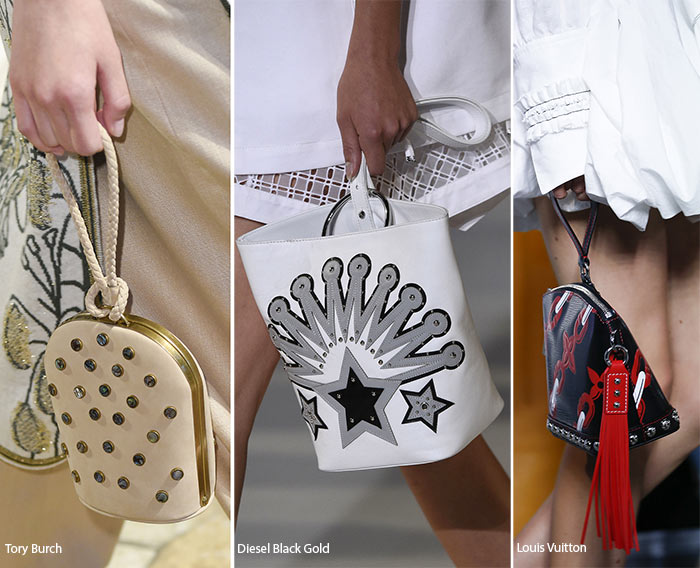 Spring/ Summer 2016 Handbag Trends: Bags with Loop Straps