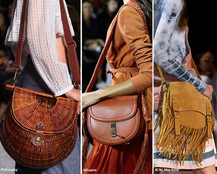 Spring/ Summer 2016 Handbag Trends: Saddle Bags