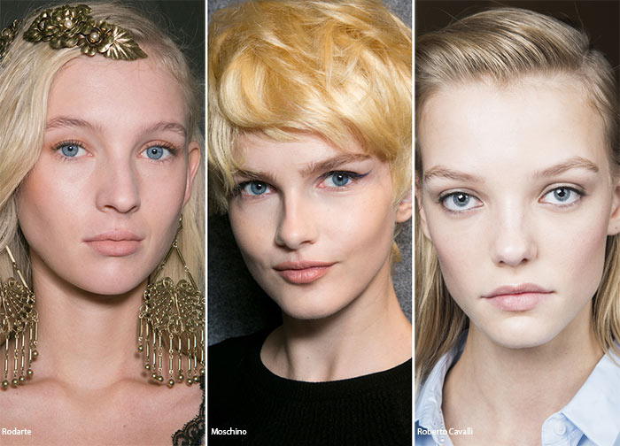Spring/ Summer 2016 Makeup Trends: Neutral & Nude Lips