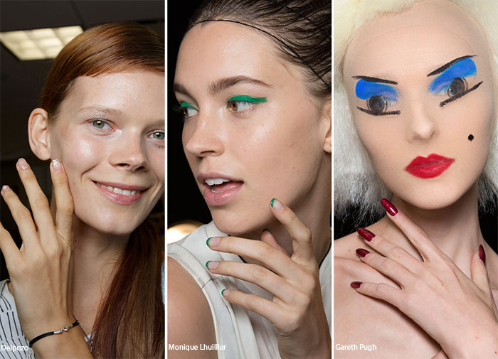 Spring/ Summer 2016 Nail Trends: Matching Nails to Makeup