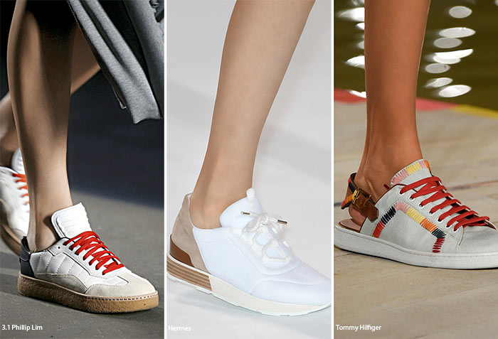 Spring/ Summer 2016 Shoe Trends: Sneakers