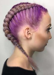 sporty hairstyles