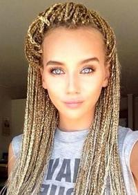 35 Awesome Box Braids Hairstyles You Simply Must Try ...
