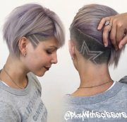 undercut hairstyles with hair