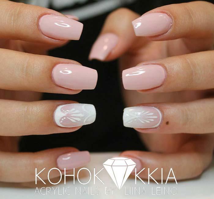 Sweet 16 Acrylic Nails