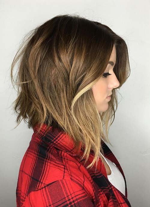 Short Hairstyles for Women with Thin/ Fine Hair: Bob