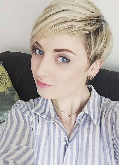 55 Short Hairstyles for Women with Thin Hair   Fashionisers©