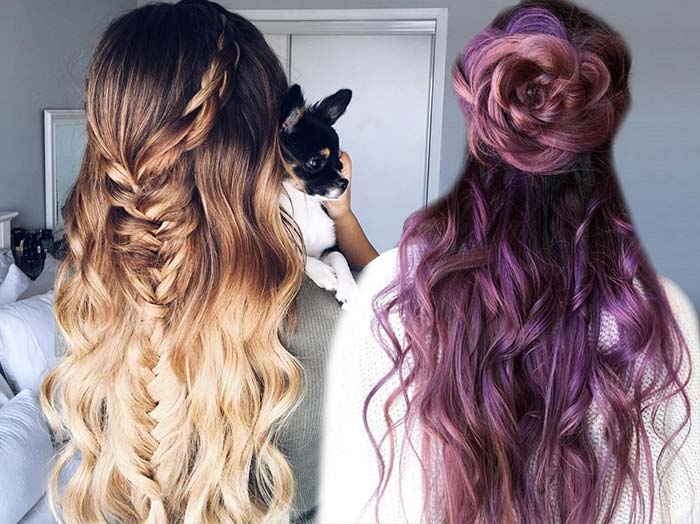 100 Trendy Long Hairstyles for Women