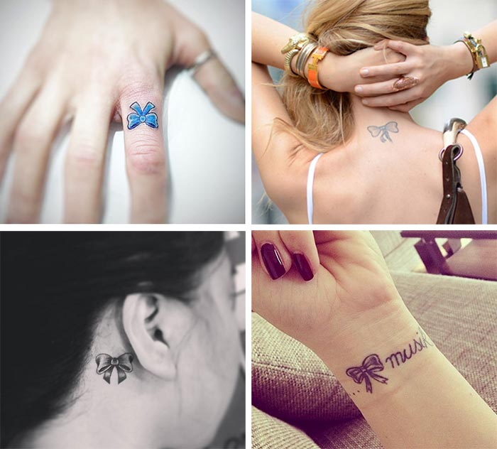 Star Tattoo Designs On Hand For Girl