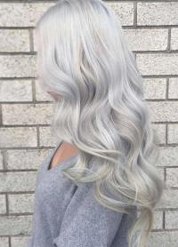 85 Silver Hair Color Ideas and Tips for Dyeing