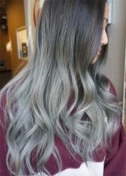 silver hair color ideas