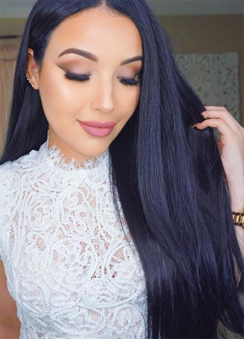 Black Hairstyles Color