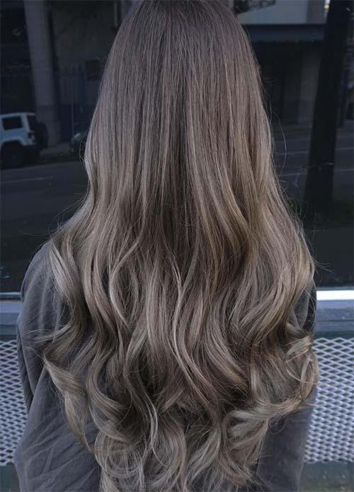 100 Dark Hair Colors: Black, Brown, Red, Dark Blonde