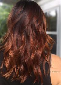 100 Dark Hair Colors: Black, Brown, Red, Dark Blonde ...