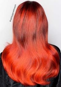 100 Badass Red Hair Colors: Auburn, Cherry, Copper ...