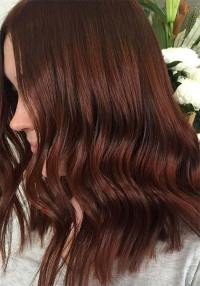 Light Burgundy Brown Hair Color | Find your Perfect Hair Style