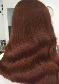 Copper Brown Hair Color Pictures | www.pixshark.com ...