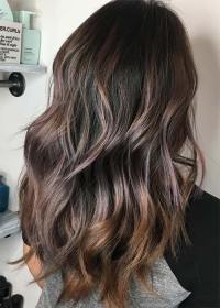 20 Pretty Chocolate Mauve Hair Colors: Ideas to Inspire ...