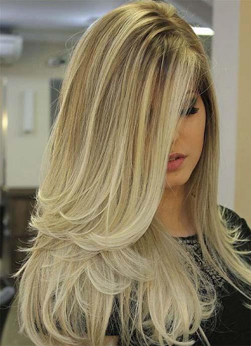 Haircut For Long Hair