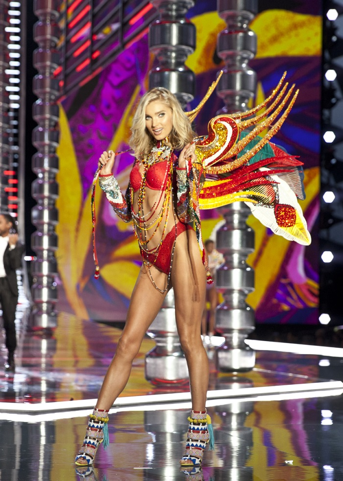 Fascinating! Best Looks From The 2017 Victoria's Secret Show