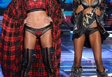 Victoria's Secret x Balmain Collection