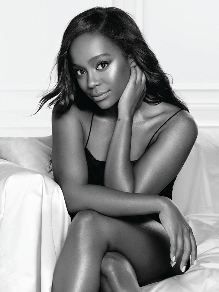 Stunning! Aja Naomi King Joins The L'Oréal Family
