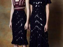 Sachin & Babi Pre-Fall 2018 Collection midi sequined dresses