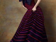 Sachin & Babi Pre-Fall 2018 Collection multicolored gown