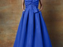 Sachin & Babi Pre-Fall 2018 Collection blue gown