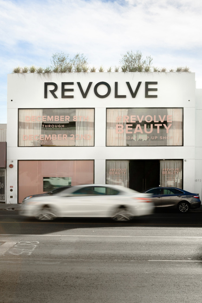 Stunning! Step Into Revolve's First Beauty Pop-Up